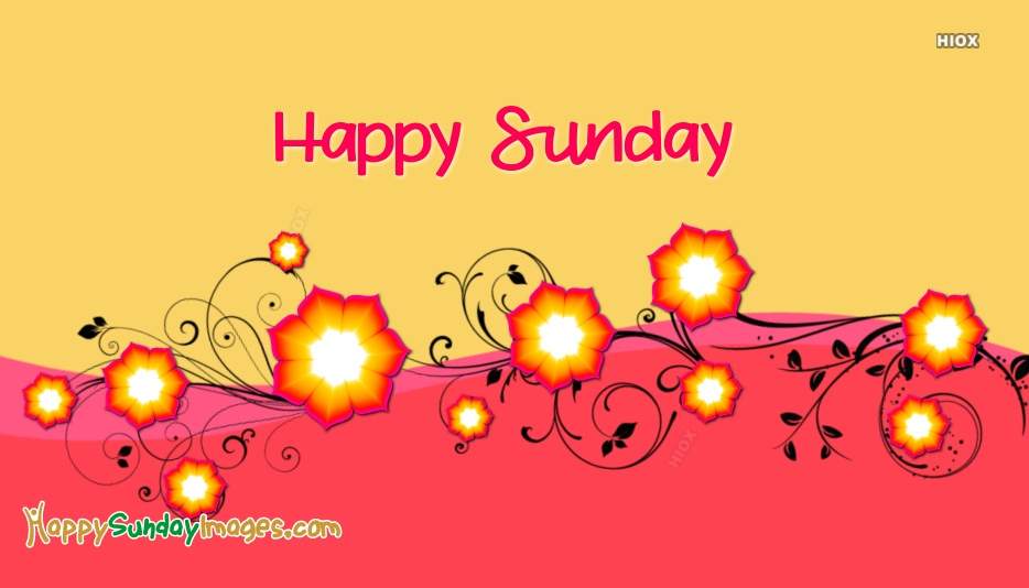 Happy Sunday Images for Beautiful