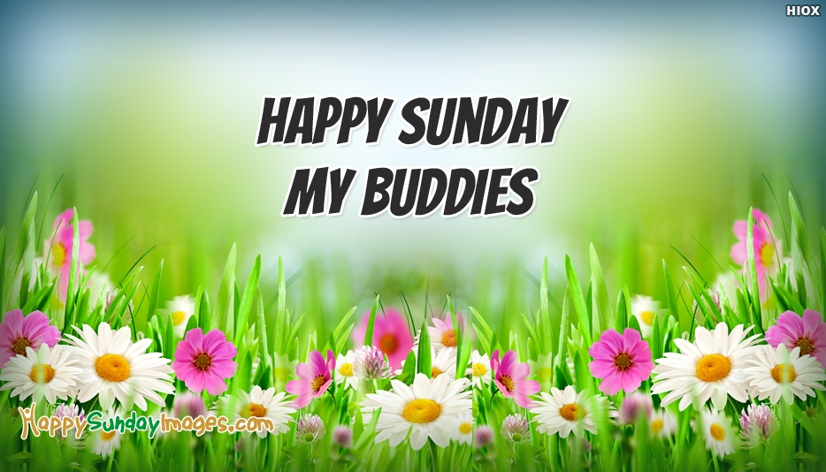 Happy Sunday for Whatsapp Group - Happy Sunday Images for Whatsapp