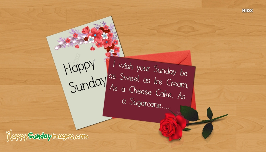 Happy Sunday Images for Messages