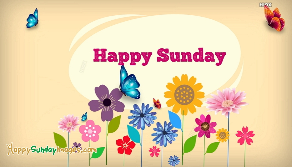 Happy Sunday Image HD Download