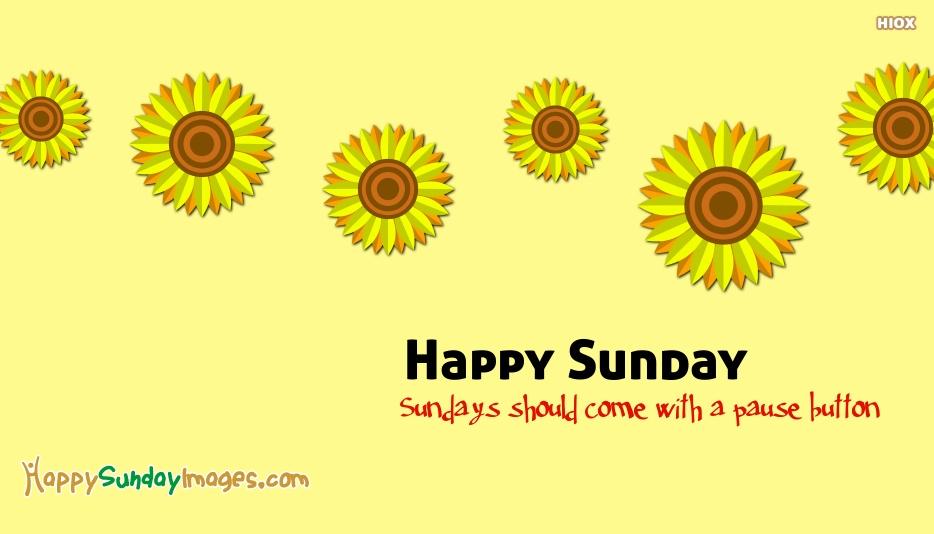 Happy Sunday Pics Hd