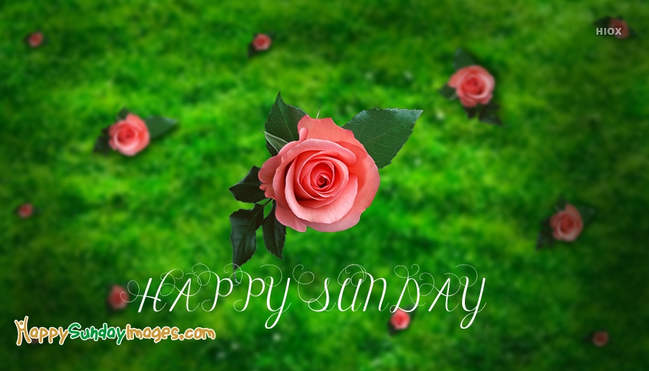Happy Sunday Images for Girlfriend