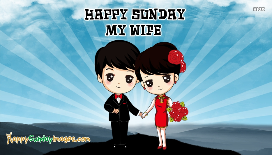 Happy Sunday Quotes For Wife