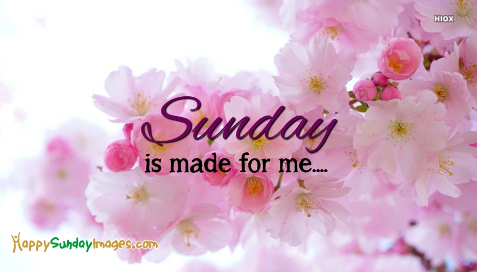 Special Happy Sunday Images