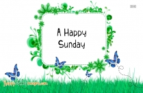 Happy Sunday N Good Morning