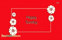 Happy Sunday Cute Images