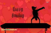 Happy Sunday Dance
