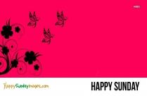 Happy Sunday Quote Facebook