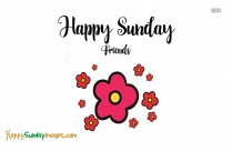 Happy Sunday Wishes Pics