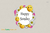 Happy Sunday Smile Images