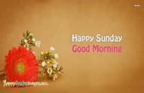 Happy Sunday Hd Pic