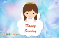 Happy Sunday My Beautiful Angel