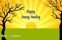 Happy Sunday Enjoy The Day