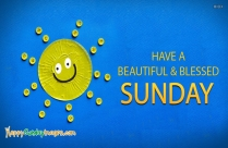 Have A Beautiful Blessed Sunday